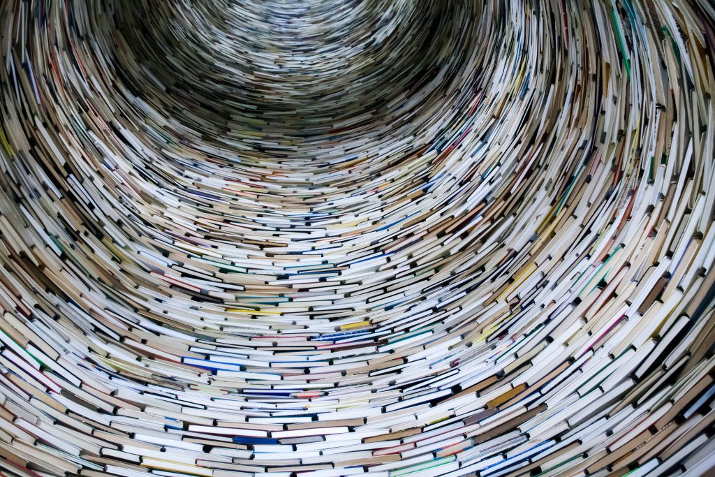book-vortex