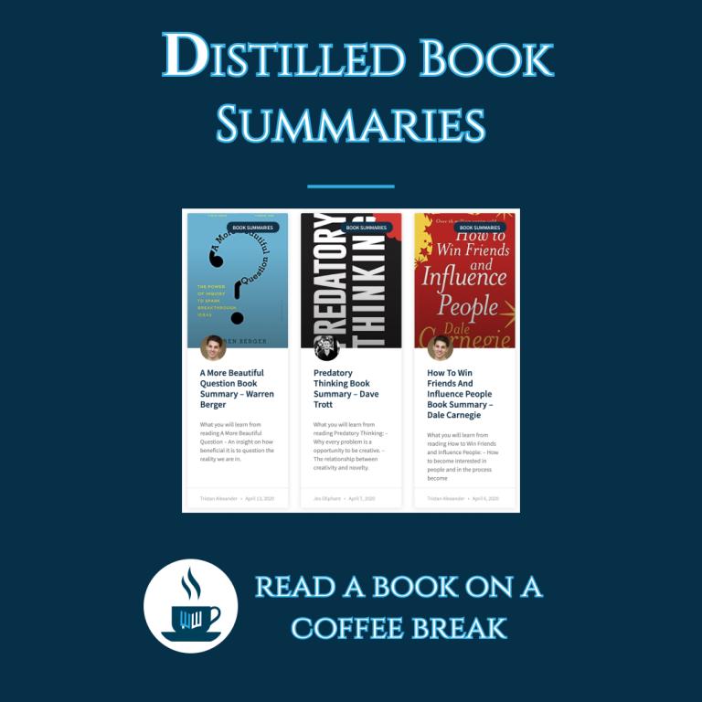 distilled-book-summaries