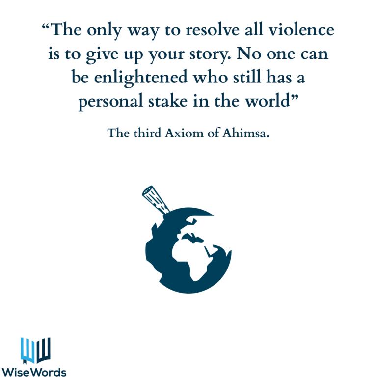 resolving-violence-visual-aphorism