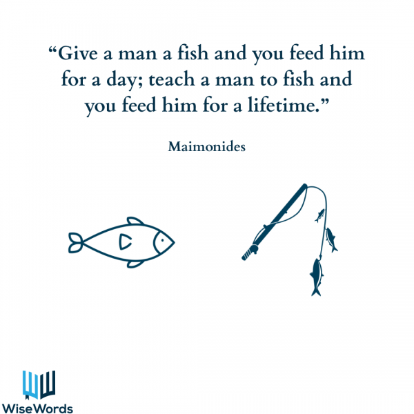 visual-aphorism-teach-a-man-to-fish
